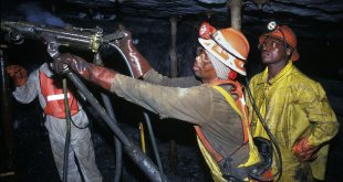 South Africa falls behind in new mine development