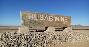 Husab uranium mine set for operations