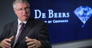 De Beers' diamonds prospects remains positive