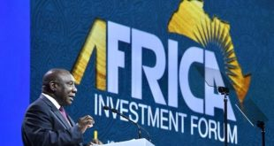 Africa must benefit the most from mineral wealth-Ramaphosa