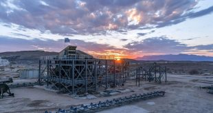 AfriTin is pursuing metallurgical testing work at Namibia's Uis Tin Mine